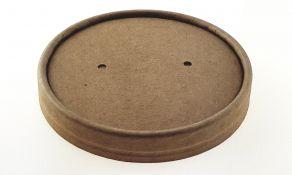 Kraft paper lid 98mm