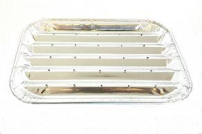 Aluminium Tray 147x105x10mm/gril open