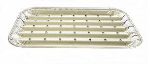 Aluminium Tray 185x115x10mm/gril open