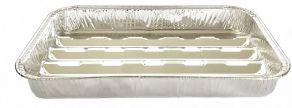 Aluminium Tray 230x147x30mm/oven dicht